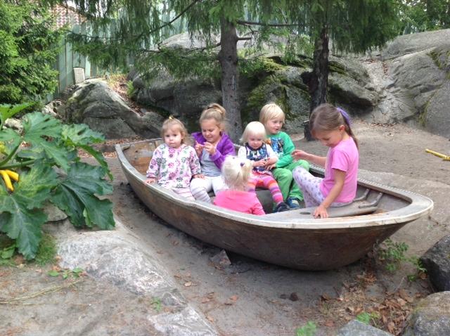 Velkommen til nytt barnehageår!